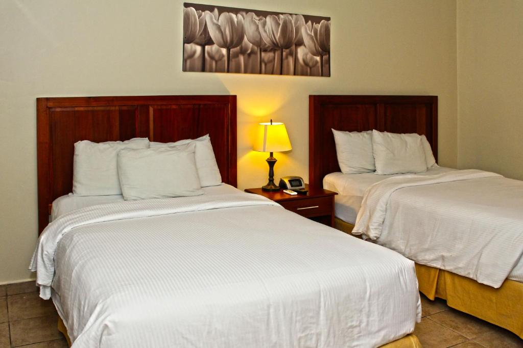 Double Room with Two Double Beds Hotel Boutique Primavera
