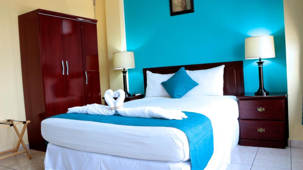 Double Room Aparthotel Ros