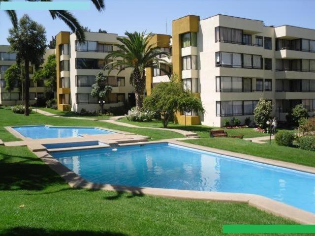 Condominio Jardin Alto Reñaca, Apartment in Montemar, Chile ...