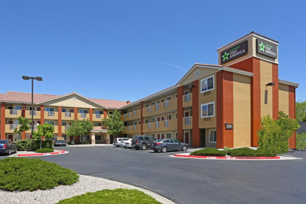 Extended Stay America Suites - Albuquerque - Airport