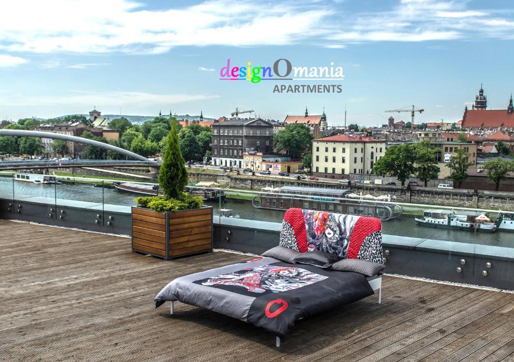 noclegi Kraków Designomania Apartments - Nadwiślańska 11