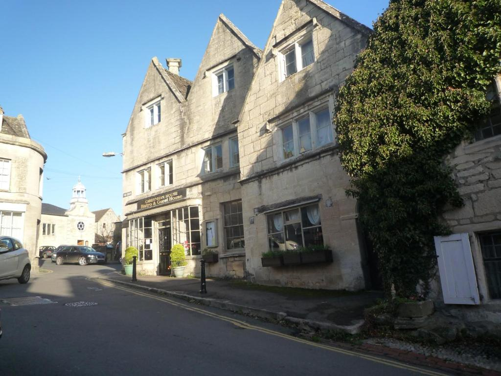 Cardynham House