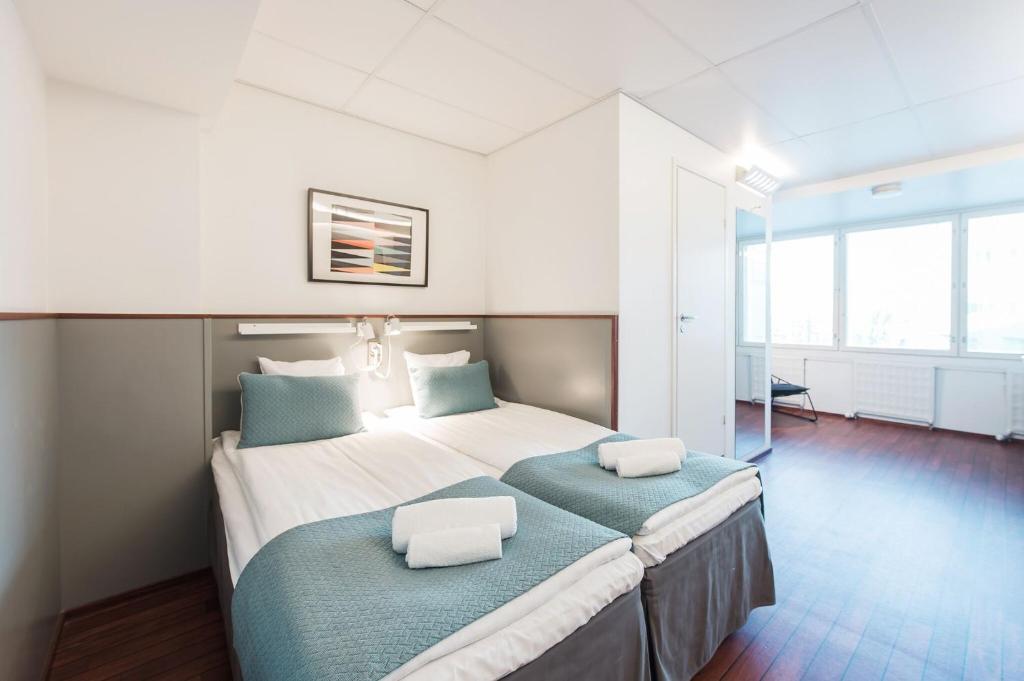 Forenom Aparthotel Helsinki Kamppi - contactless check-in