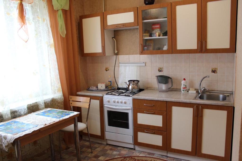 Apartment on Ekzemplyarskogo 53
