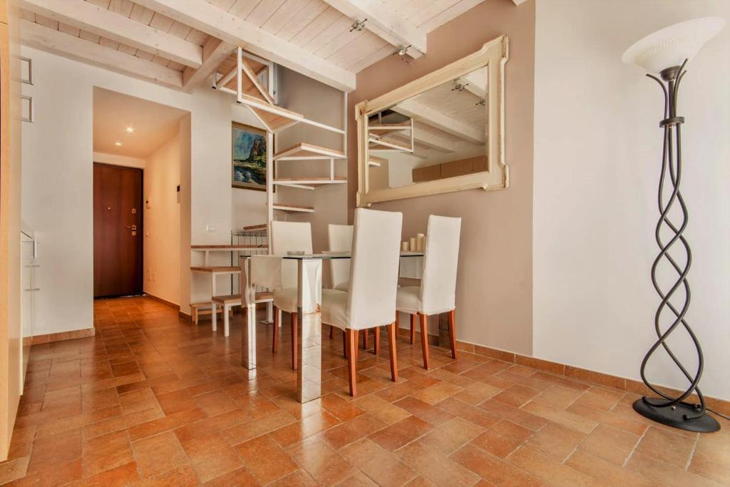 Penthouse Luxury Quattro Canti