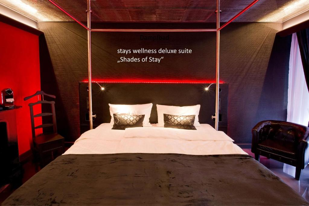 Stays design hotel dortmund dortmund viamichelin for Designhotel dortmund