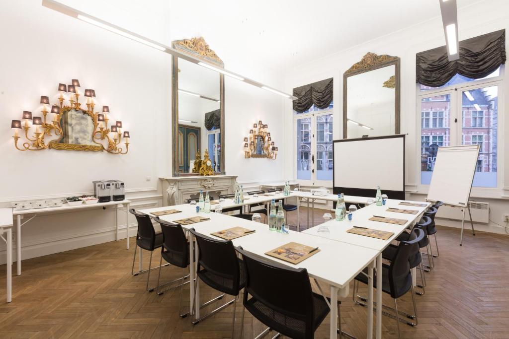 Bodo - Gent - ein Guide Michelin-Restaurant