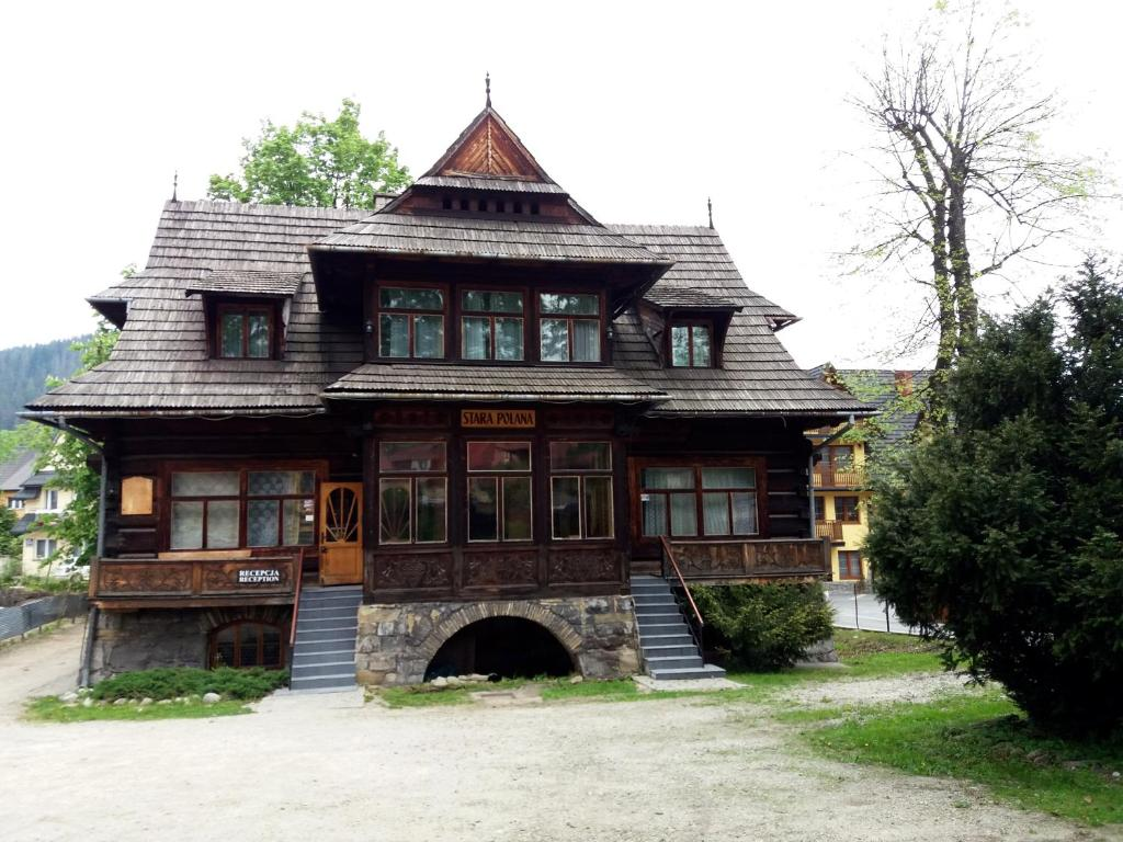 noclegi Zakopane Hostel Stara Polana