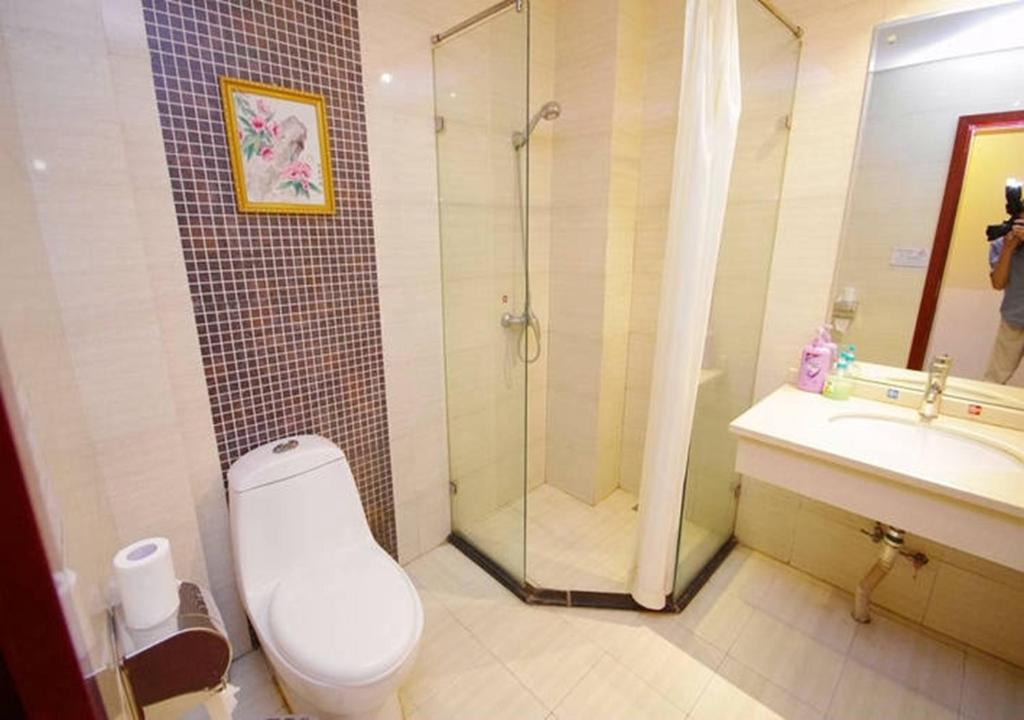 Mainland Chinese Citizens - Executive Single Room Emeishan Longteng Business Hotel