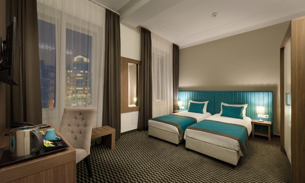 Arcadia Hotel Budapest, 1075 Budapest