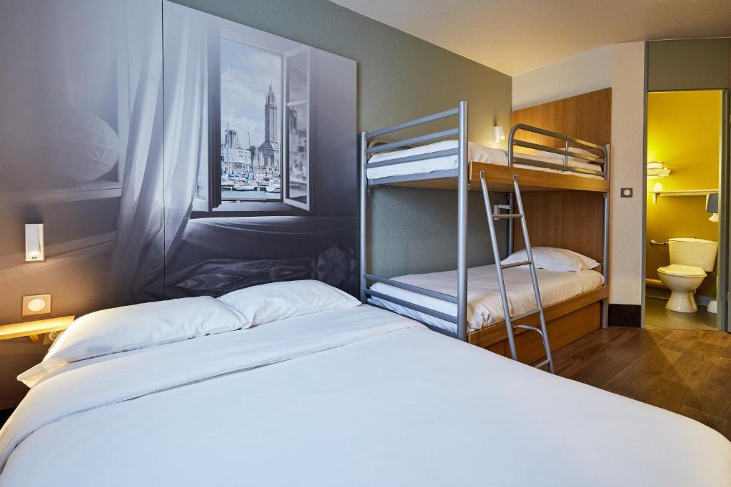 b b h tel le havre harfleur 2 r servation gratuite sur viamichelin. Black Bedroom Furniture Sets. Home Design Ideas