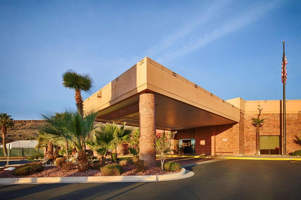Red Lion Hotel And Conference Center St George Utah