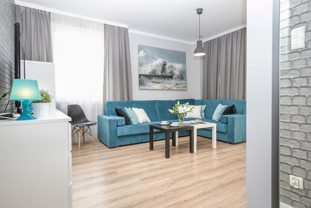 noclegi Gdańsk Kapitański - Trzy Żagle Apartments