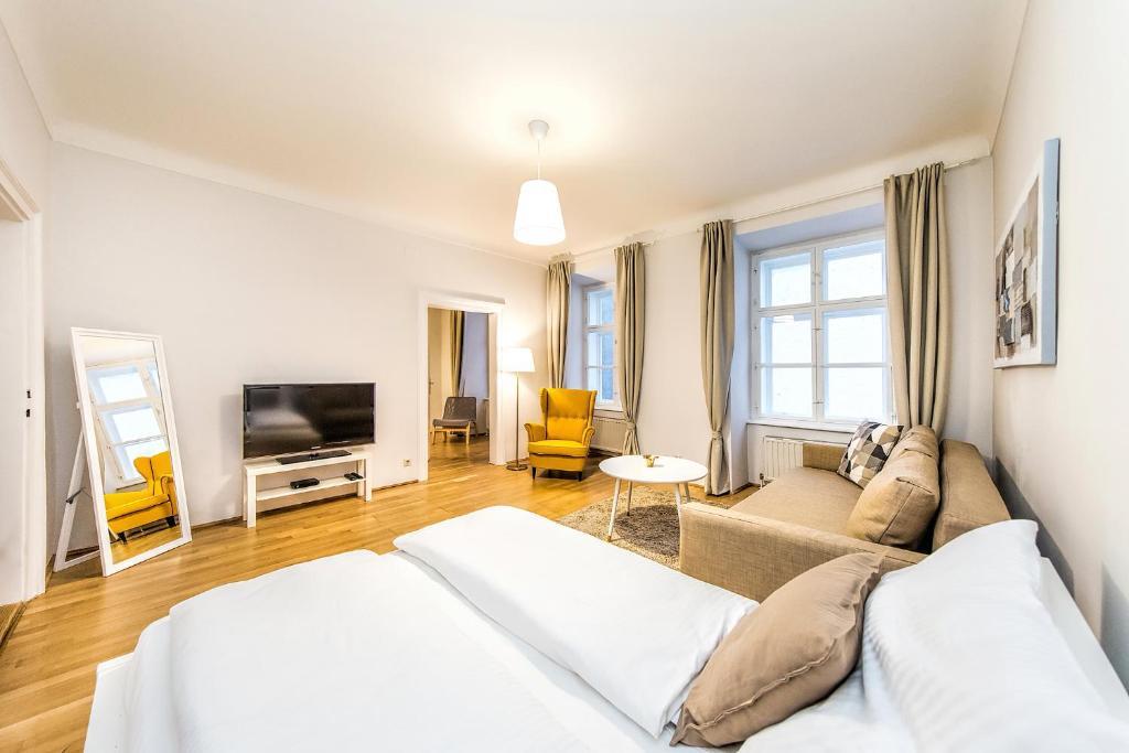 Beautiful City Apartment at famous Ballgasse (15)