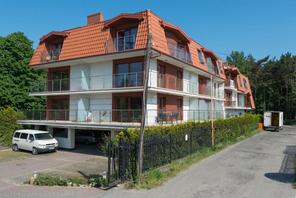 Noclegi Jastrzębia Góra Morskie Apartamenty Nina