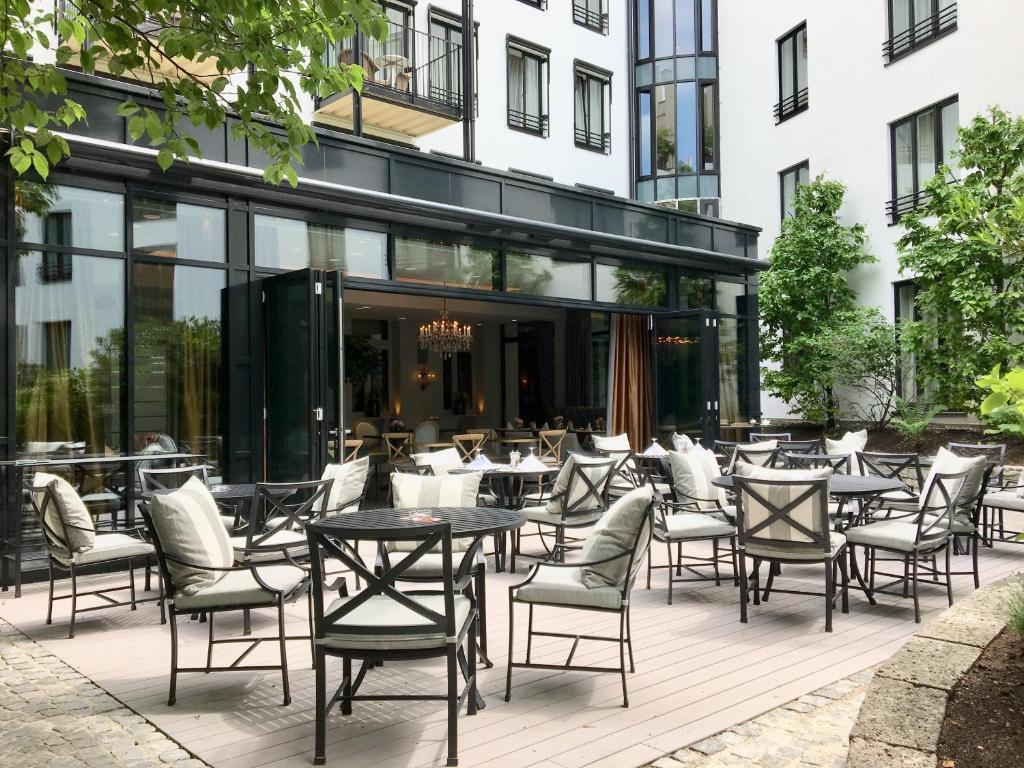 Käfer Schänke - München - ein Guide Michelin-Restaurant