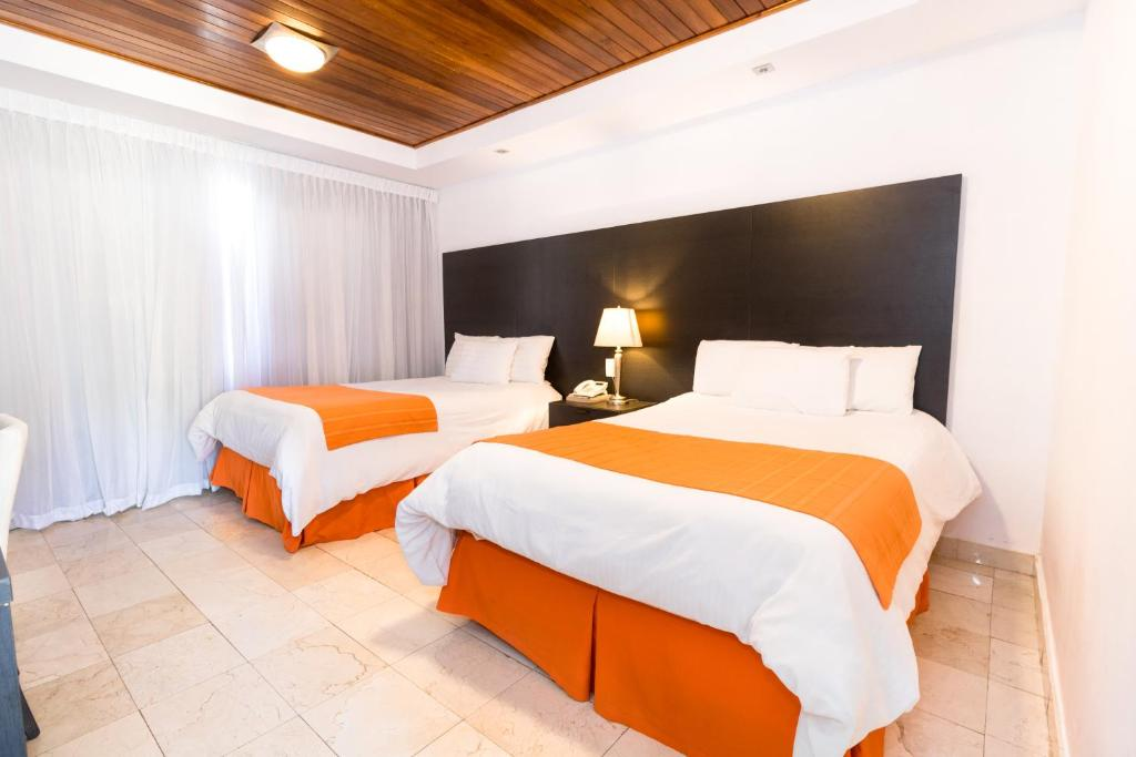 Deluxe Double Room Hotel City House Los Guayacanes