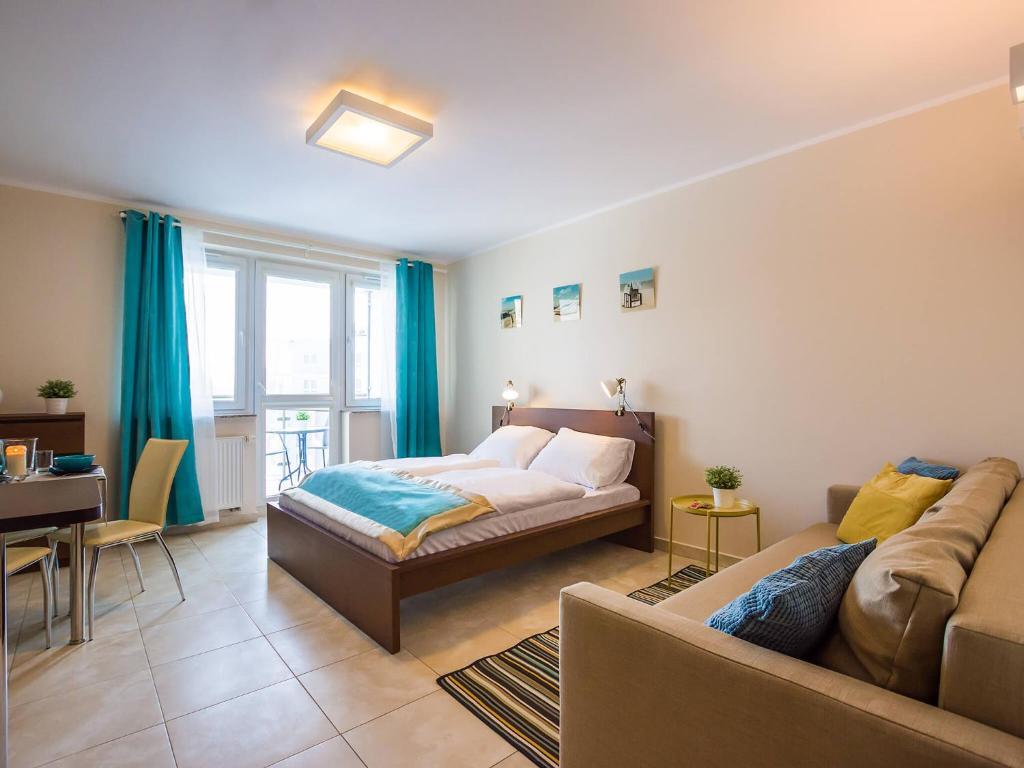 noclegi Kołobrzeg VacationClub Diva Apartment 621A