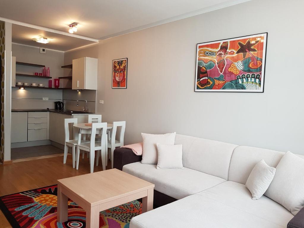 noclegi Jastarnia Apartament 316 w Domu Zdrojowym