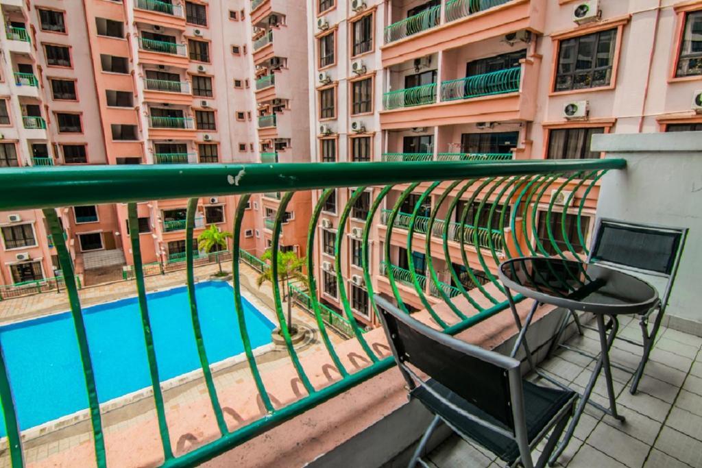 Marina Condominium Holiday Homestay