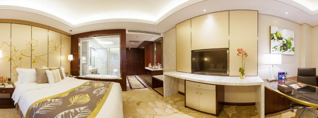 Mainland Chinese Citizens - Double Room with Garden View Garden International Hotel Beijing