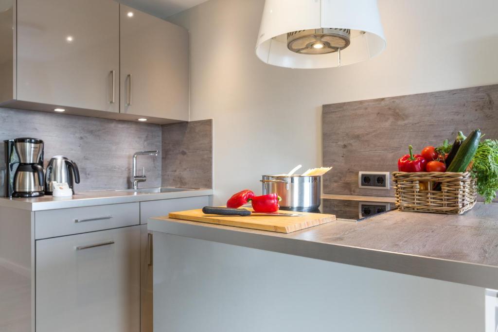 apartmenthotel am leuchtturm r servation gratuite sur viamichelin. Black Bedroom Furniture Sets. Home Design Ideas