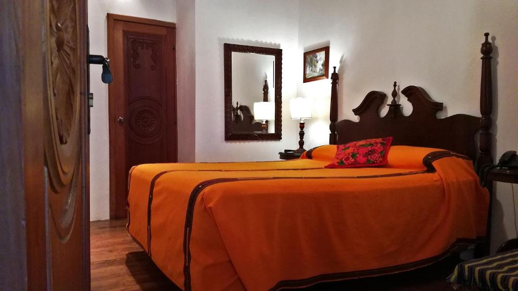Standard Double Room Hotel Candelaria Antigua