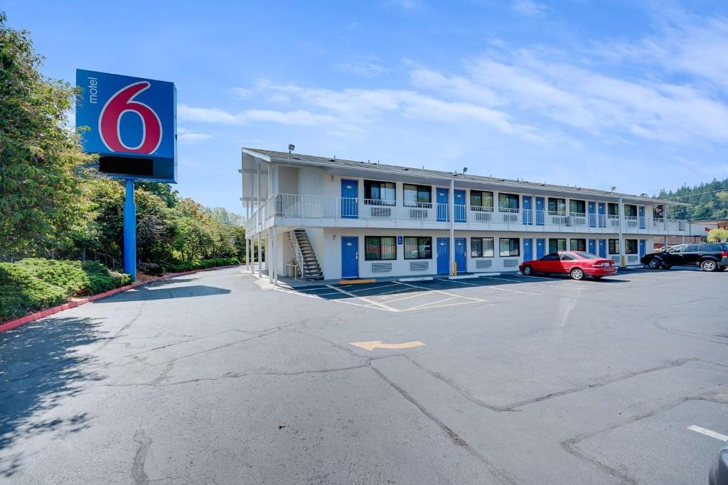 Motel 6-Bellingham, WA