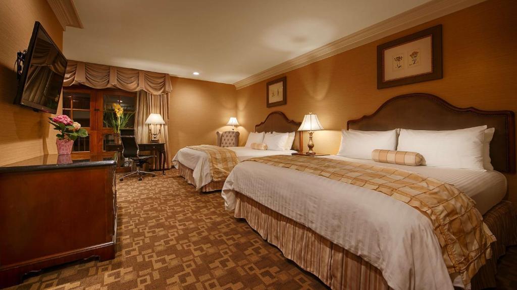 Best Western Plus Sunset Plaza Hotel Photo #20