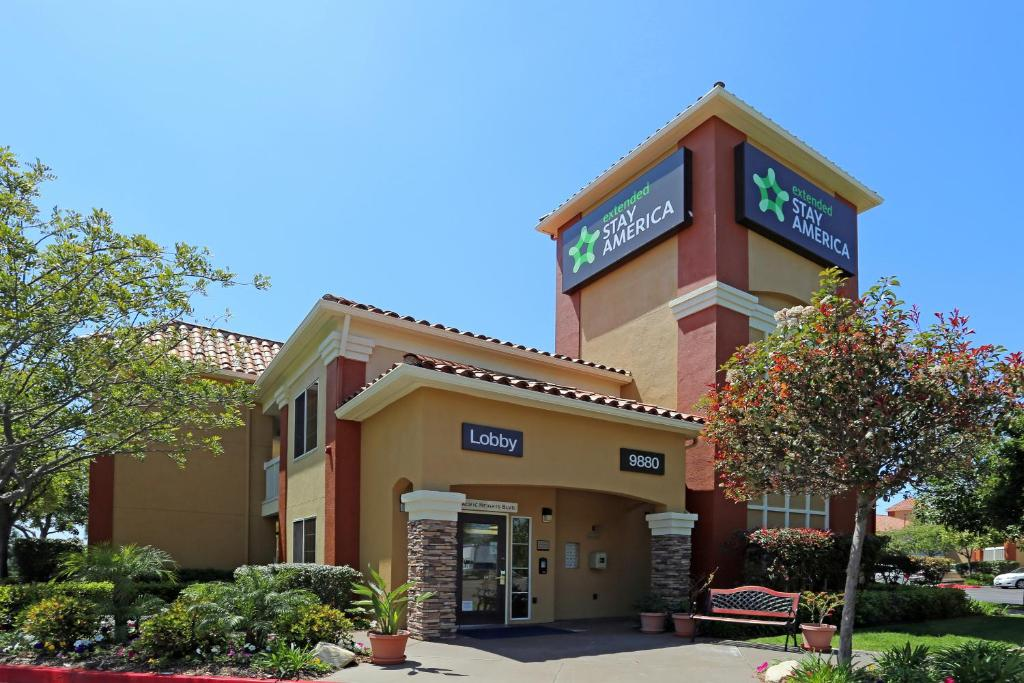 Extended Stay America Suites - San Diego - Sorrento Mesa