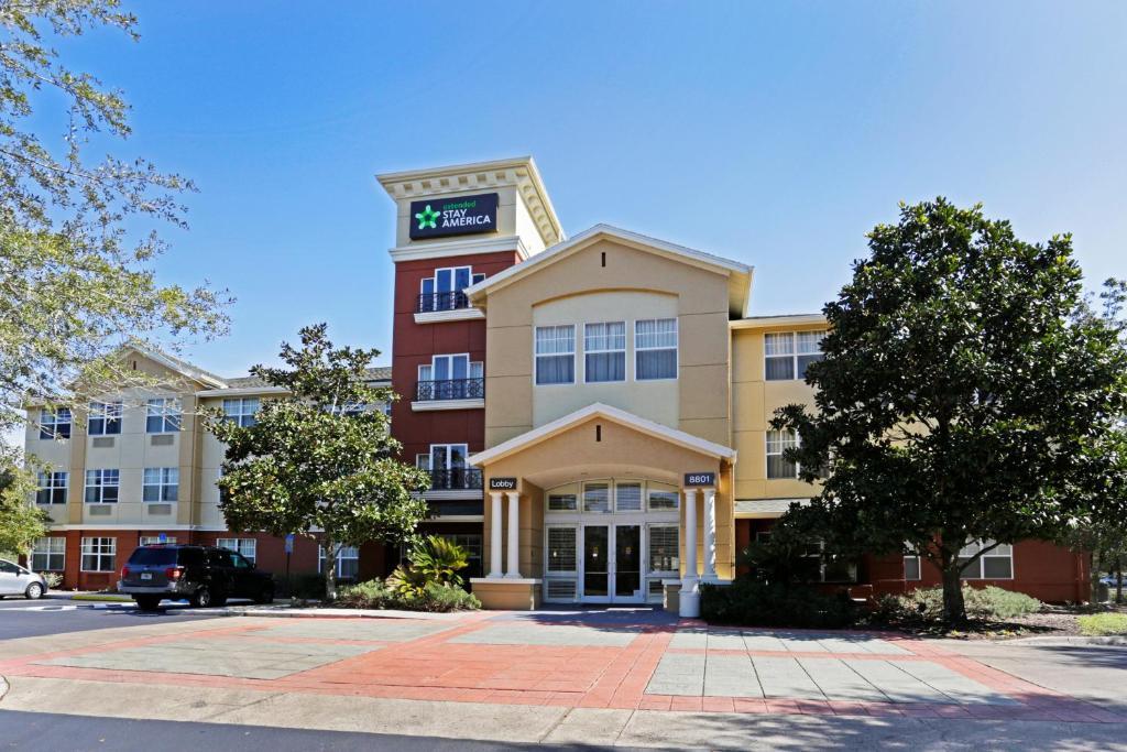 Extended Stay America Suites - Jacksonville - Deerwood Park