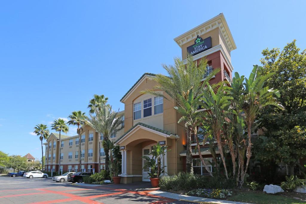 Extended Stay America Suites - Tampa - Airport - N Westshore Blvd