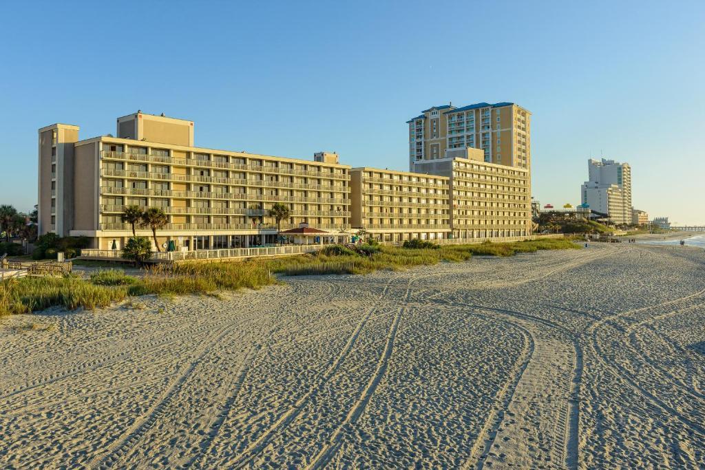 Beachfront Hotels Myrtle Beach Sc