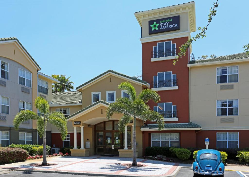 Extended Stay America Suites - Orlando - Maitland - Summit Tower Blvd