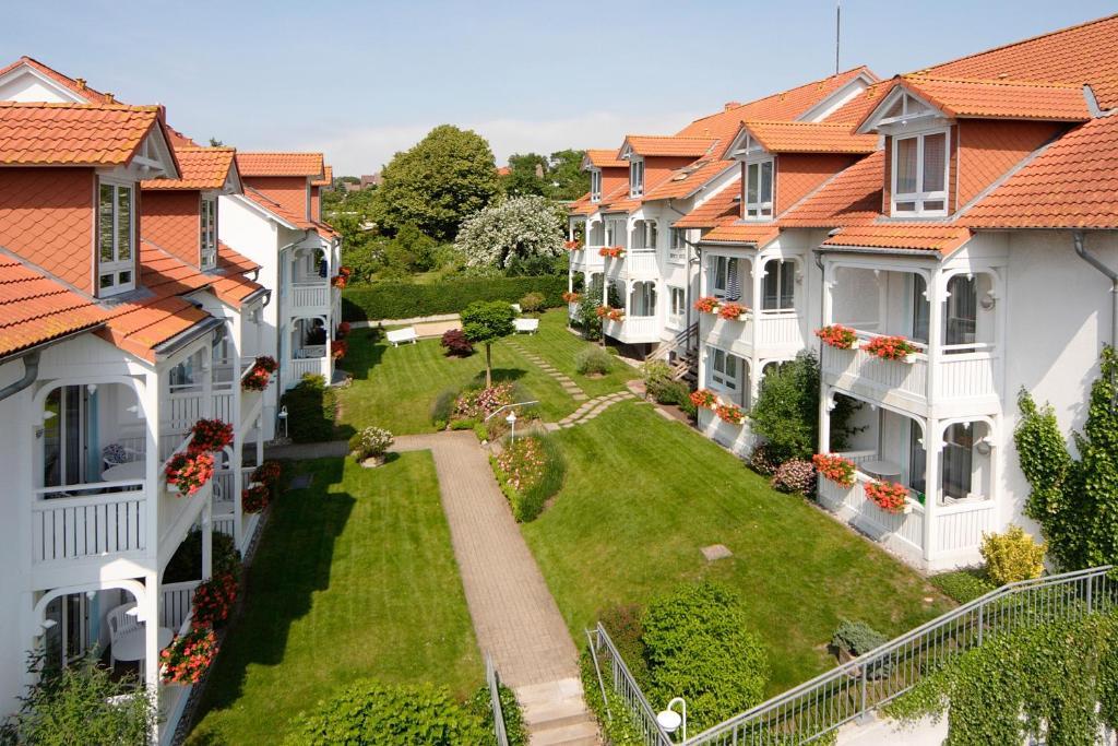 Apartmenthaus Binzer Sterne Haus 1