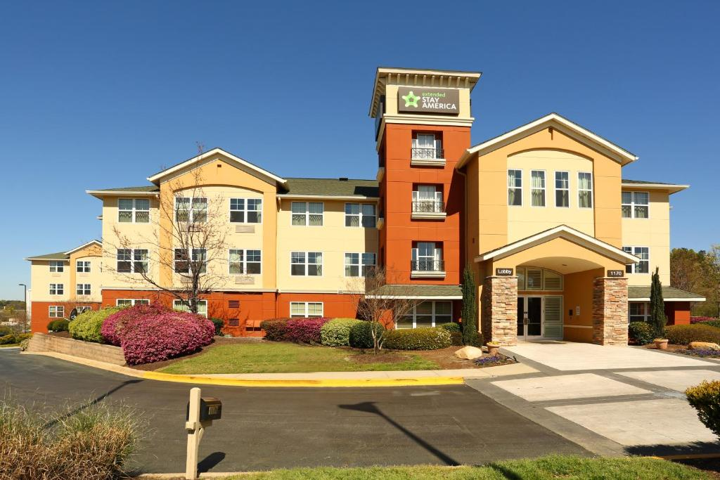 Extended Stay America Suites - Columbia - Northwest Harbison