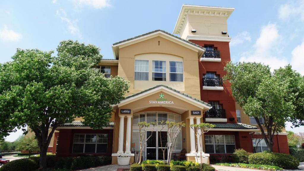 Extended Stay America Suites - Dallas - Las Colinas - Green Park Dr
