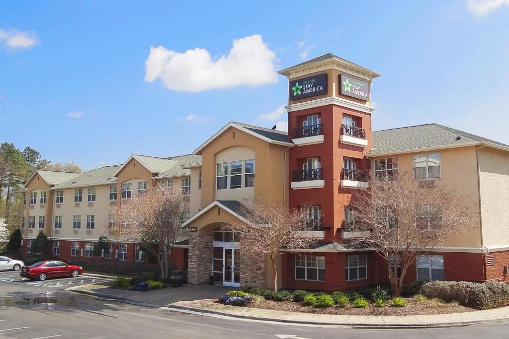 Extended Stay America Suites - Raleigh - RTP - 4919 Miami Blvd