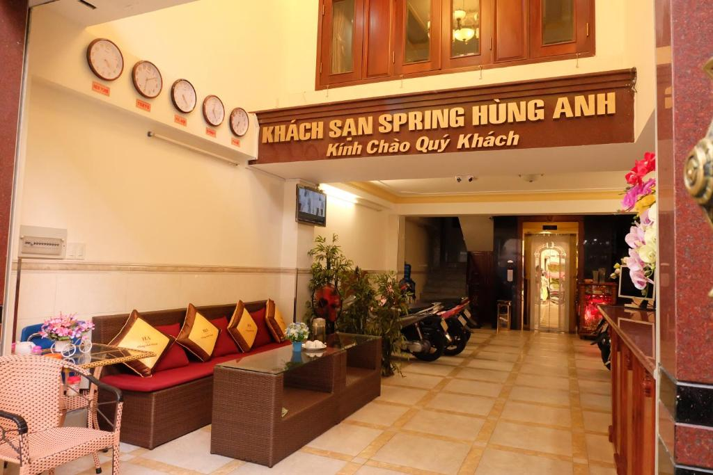 Spring Hung Anh Hotel