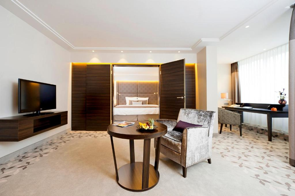 Family Rooms At Munich Hotels