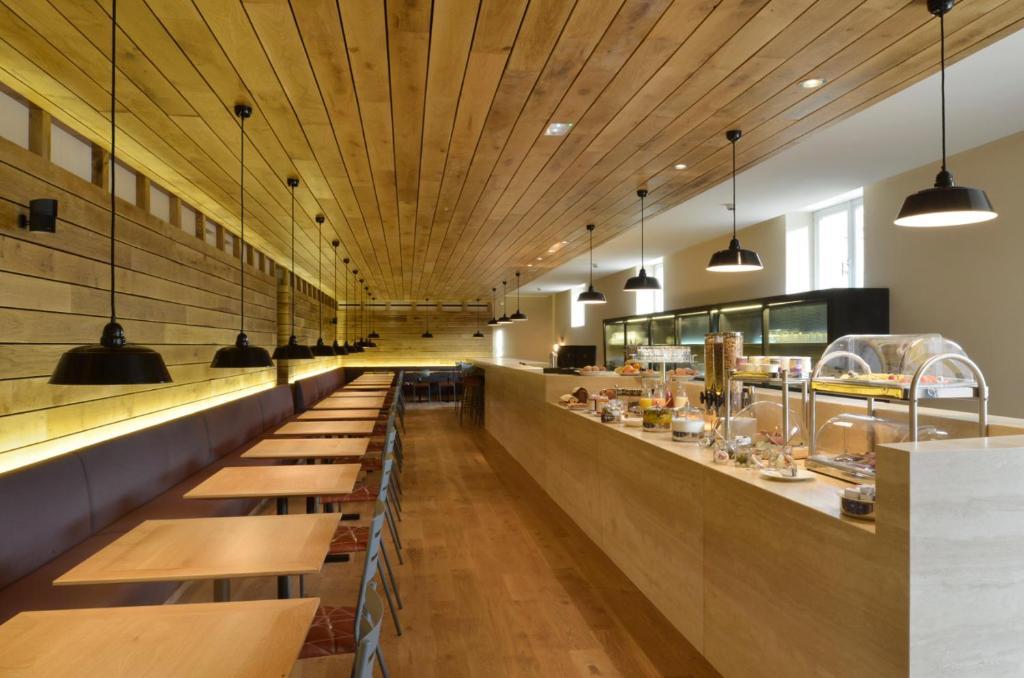 La Brasserie des Haras - Strasbourg : a Michelin Guide restaurant
