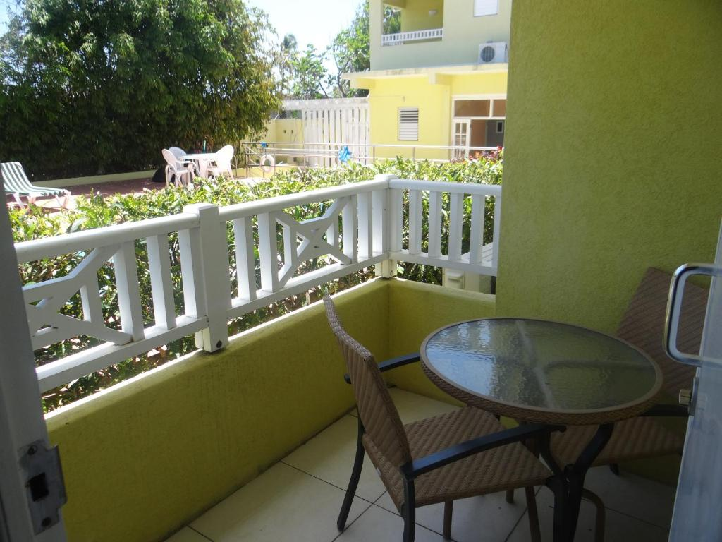Studio Tropical Winds Apartment Hotel