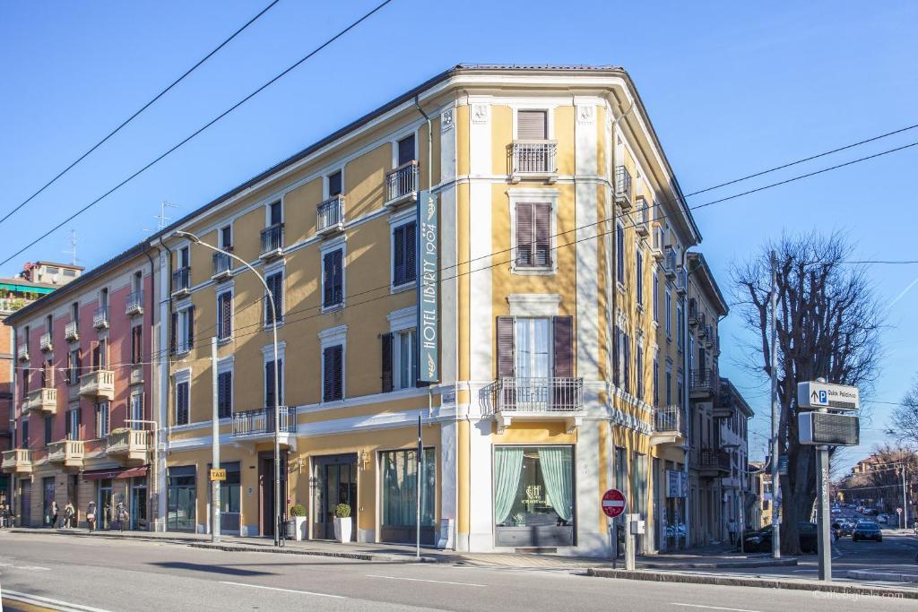 Boutique hotel liberty 1904 bologna informationen und for Boutique bologna