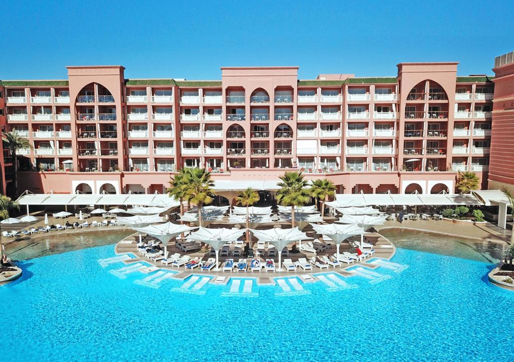 Savoy Le Grand Hotel Marrakech