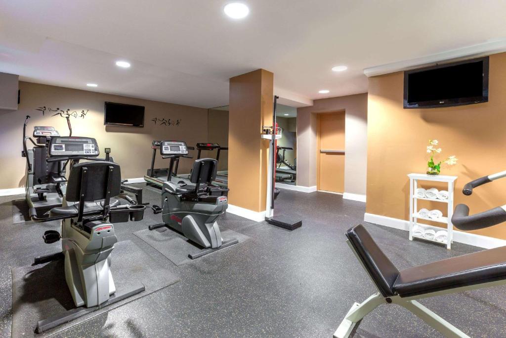 Ramada Hotels Fitness