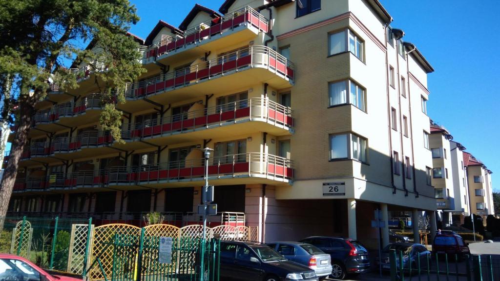 noclegi Świnoujście Apartament Happy