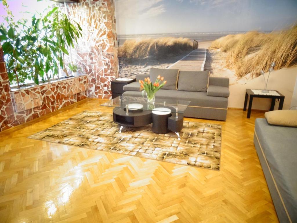 noclegi Gdynia Apartment Amber 127m2 + terrace
