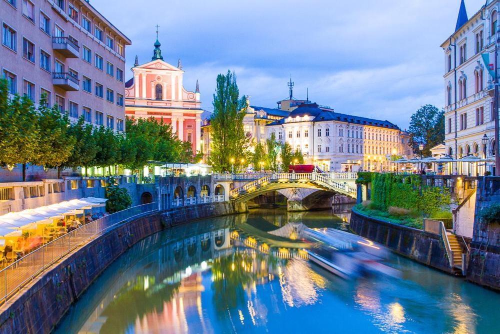 Ljubljana Hotels Booking Com