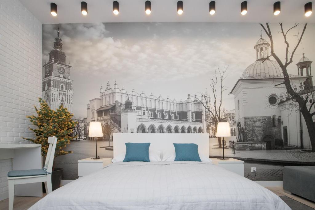 noclegi Kraków Wawel Apartments - Old Town
