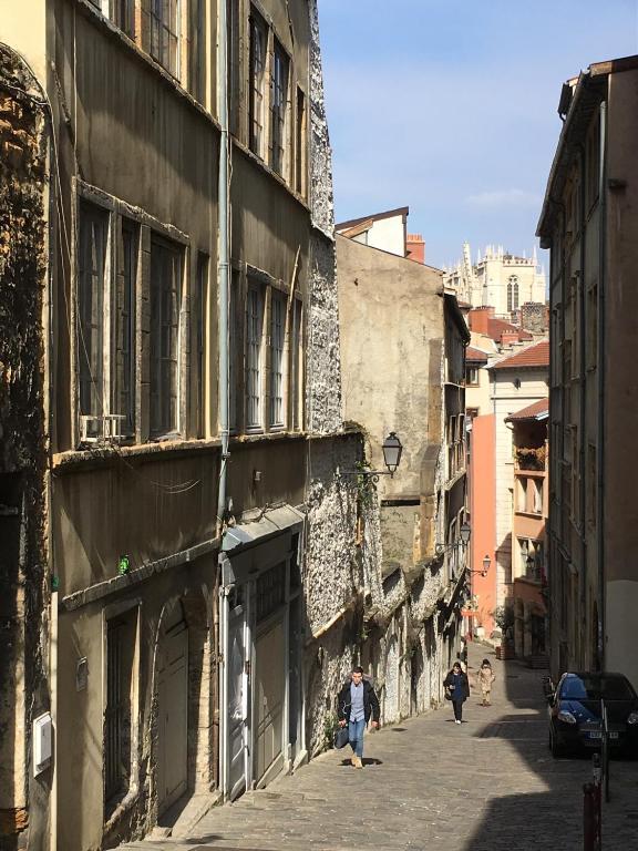 Lyon Standing Historic City Apartment